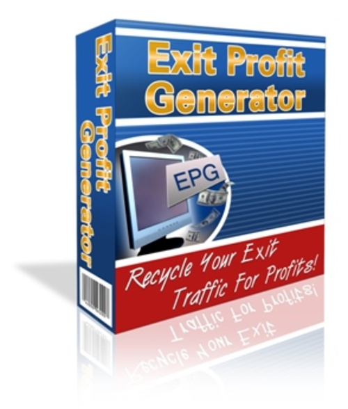 Product picture Exit Profit Generator MMR + 2 Gifs