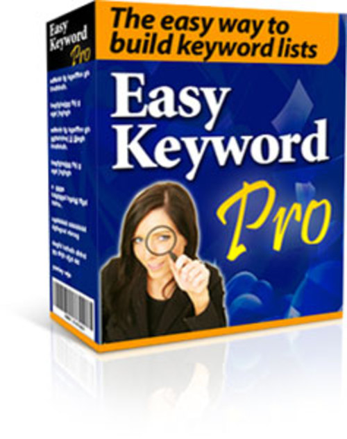Product picture Easy keyword Pro MRR
